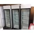 Холодильные шкафы Б/у со стеклянными дверьми