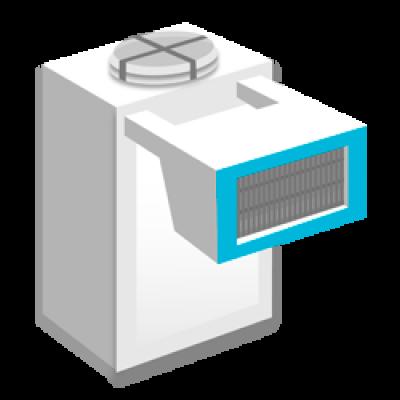 Среднетемпературные холодильные моноблоки