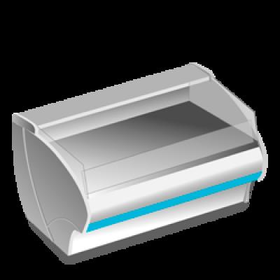 Открытые холодильные витрины (бонета)