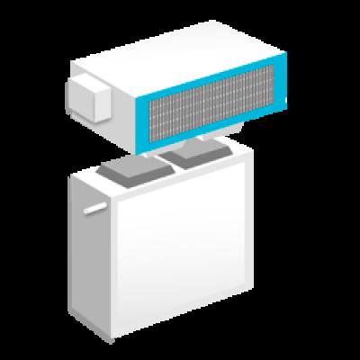 Низкотемпературные сплит-системы холодильные