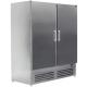 Шкаф холодильный Премьер ШВУП1ТУ - 1,6 М (B/Prm, 0…+8) нерж.