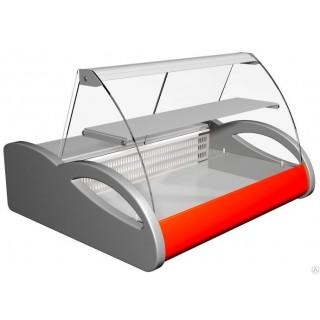 Холодильная витрина Полюс ВХС-1,0 Арго (А87 SM 1,0-1)