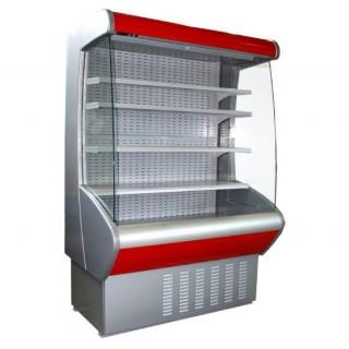 Пристенная холодильная витрина Carboma ВХСп-0,7