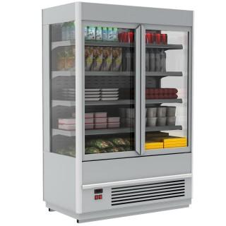 Пристенная холодильная витрина FC 20-07 VV 0,6-1 (распашные двери)