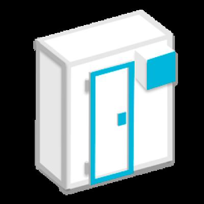Холодильные камеры бу